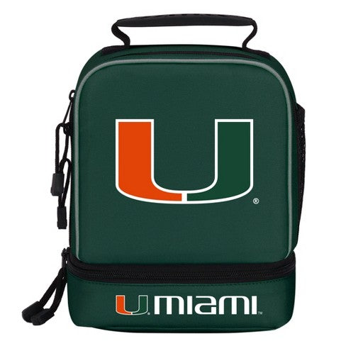 Miami Hurricanes Spark Lunch Box