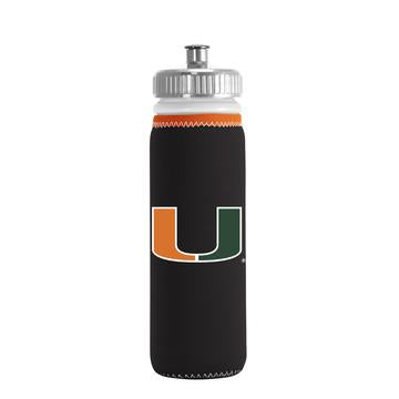 Miami Hurricanes Kolder Insulated Bottle