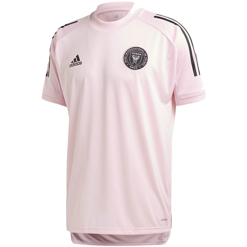 Inter Miami CF MLS adidas Youth Practice Jersey - Pink