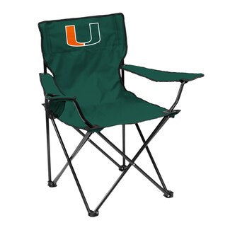 Miami Hurricanes Tailgate Quad Chair