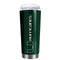Miami Hurricanes Metallic Roadie Tumbler 18 oz - Green