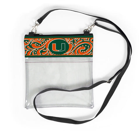 Miami Hurricanes GameTime Sidekicks Premium Tumbler Lid - 20 oz