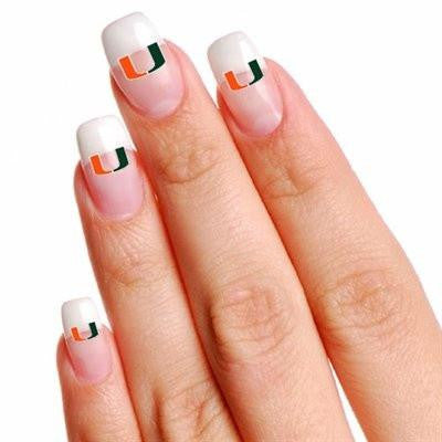 Temporary Fingernail Tattoos 4-Pack