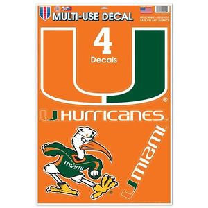 Hurricanes Multi Use Decal Large