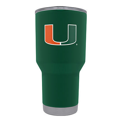 Miami Hurricanes Game Faces Peel and Stick Tattoos - 8 Pack