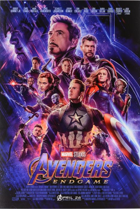 Avengers - End Game