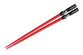 Kotobukiya Star Wars: Darth Vader Lightsaber Chopsticks