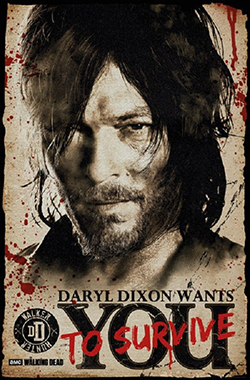 Daryl Wants You