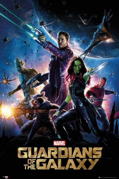 Guardians of the Galaxy - Movie
