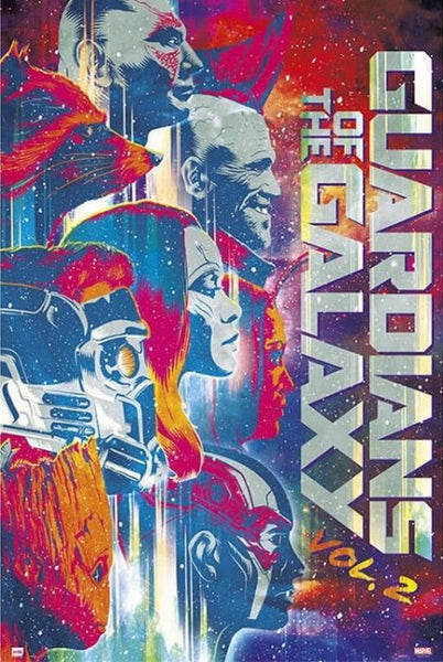 Guardians of the Galaxy Volume 2 - Movie