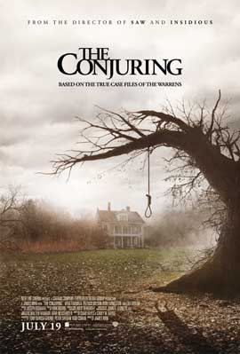 The Conjuring Style A 11x17 Movie Poster