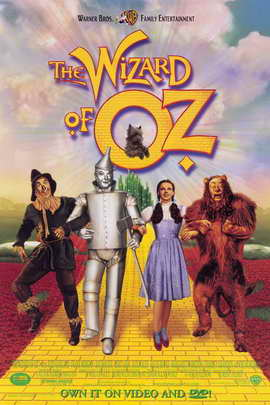 The Wizard of Oz 11x17 Movie Poster