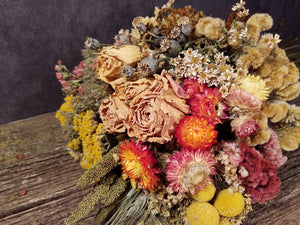 Five Petal Farm Dried Flowers