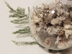 Five Petal Farm Dried Flower Ornament