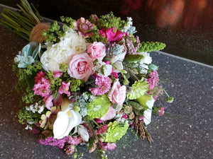 Five Petal Farm Wedding Flowers