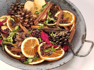 Citrus and Spice Potpourri Blend