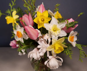 Easter Flower Bouquet Special