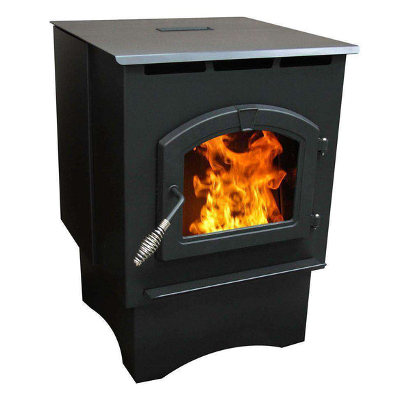 Pleasant Hearth PH35PS 1,750 Sq Ft 35,000 BTU 40lb Hopper with Auto Ignition Pellet Stove New