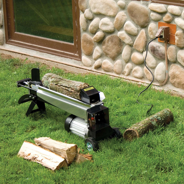 Earthquake W1200 Log Splitter 5 Ton Electric Manufacturer RFB