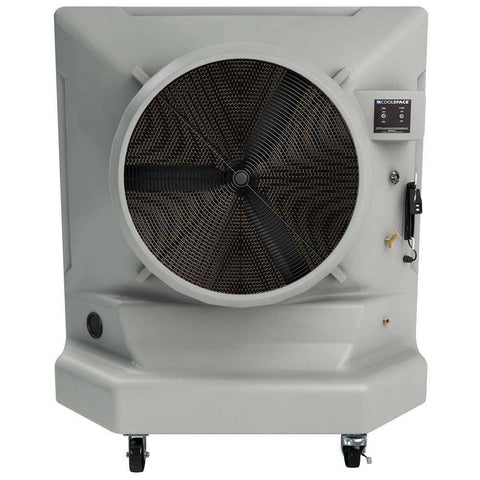 Cool-Space CS6-36-1D AVALANCHE36 Series 9500 CFM 2900 sq ft Single Speed 36 Inch Portable Evaporative Cooler New
