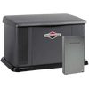 Briggs & Stratton 20kw Standby Generator w/ 200 Amp Automatic Transfer Switch New