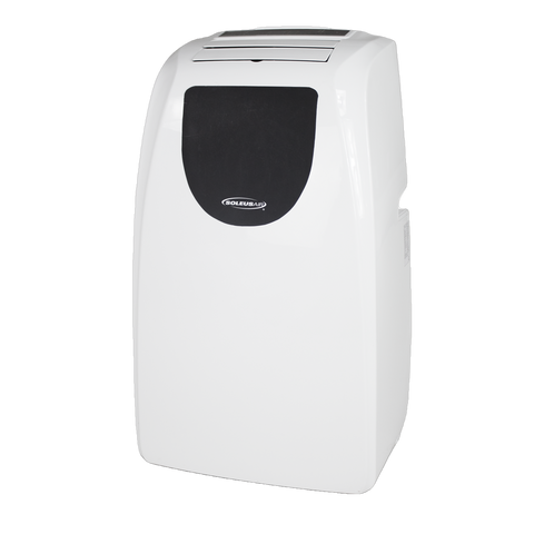 Soleus Air LX-140 Portable Air Conditioner, Dehumidifier, and Heater New