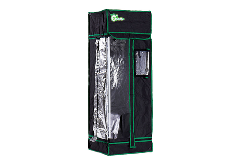 Hydro Crunch D940008401 1.5 ft. x 1.5 ft. x 4 ft. Heavy Duty Grow Room Tent New