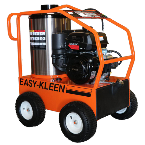 Easy-Kleen EZO4035G-K-GP-12 4000 PSI 3.5 GPM Kohler 14 Hp Electric Start Hot Water Pressure Washer New