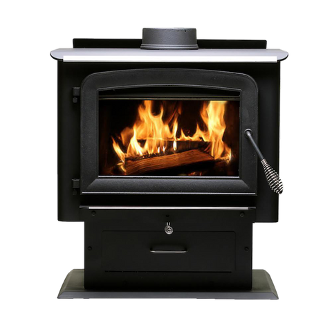 Ashley Hearth AW2020E-P EPA Certified 2,000 sq. ft. Wood Stove New