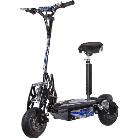 "UberScoot Evo-1000 10"" Tires 1000W 36V Electric Scooter New"