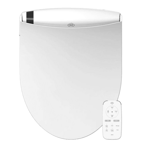 Bio Bidet DIB-850 Special Edition Warming Bidet Seat Round Open Box (Unused)