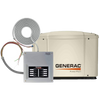 Generac 6518 7kW Guardian LP/NG Standby Generator w/ Automatic Transfer Switch New