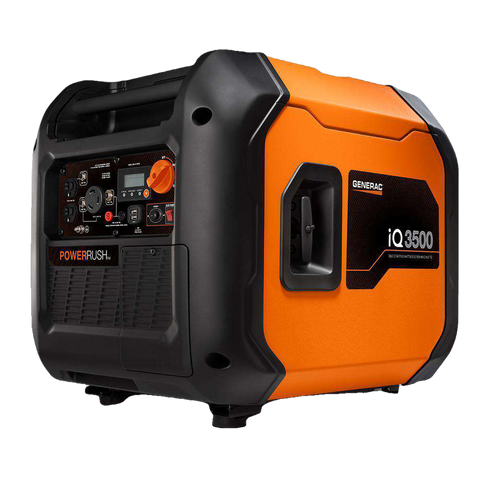 Generac IQ3500 3000/3500w Ultra Quiet Inverter Generator New