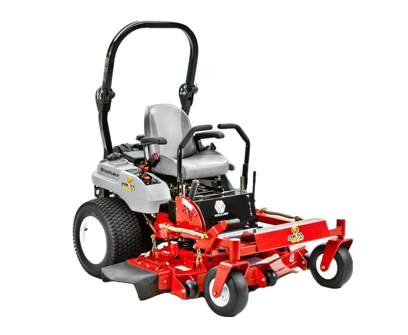 "WorldLawn WYZ5227KWH Cobra 52"" 24.5 HP Kawasaki Zero Turn Mower New"