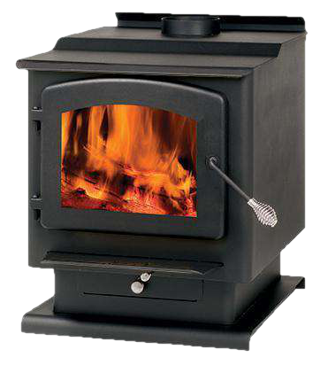 England's Stove Works Summers Heat 50-SNC30 1,800-2,400 sq. ft. Wood Stove New