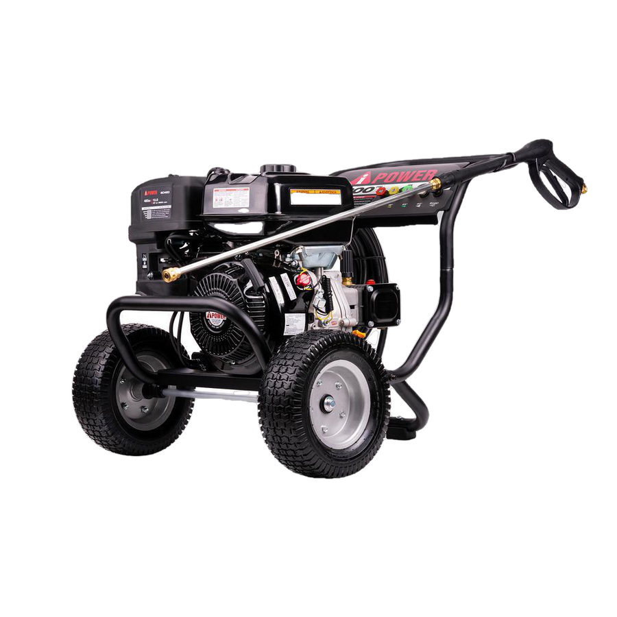 A-iPower PWF4200SH AR Annovi Reverberi 13 HP 4200 PSI 4 GPM Gas Pressure Washer New