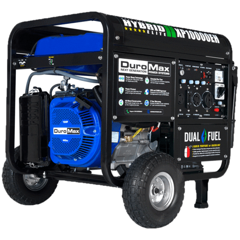 DuroMax XP10000EH 8000W/10000W Dual Fuel Electric Start Generator New