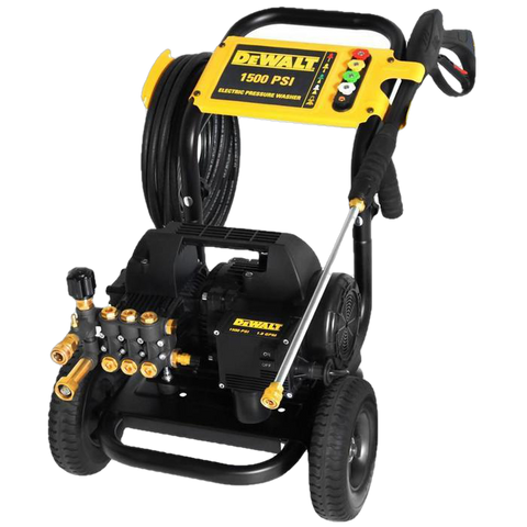 Dewalt DXPW1500E Electric Pressure Washer 1500 PSI @ 1.8 GPM