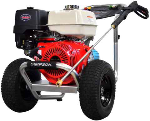Simpson ALH4240 4200 PSI 4 GPM Honda Gas CAT Pressure Washer Manufacturer RFB