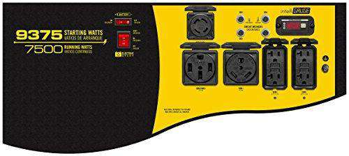Champion 100161 7500W/9375W 50 Amp Gas Remote Start Generator
