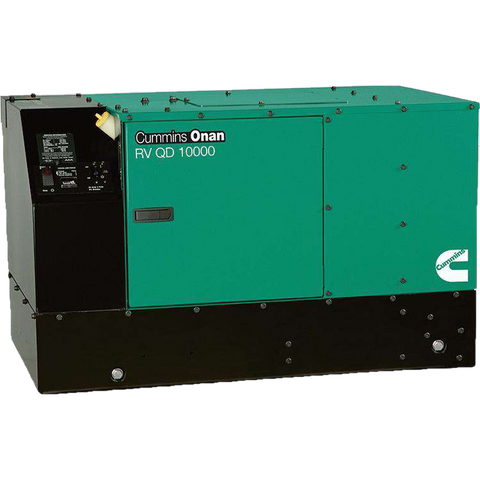 Cummins Onan QD 10000W 10HDKCA-11506 10kW Quiet Series Diesel RV Generator New