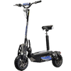 "UberScoot Evo-1600 12"" Tires 1600W 48V Electric Scooter New"
