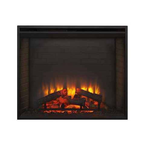 Hearth & Home SimpliFire SF-BI36-E Built-In 36 Inch Electric LED Fireplace New
