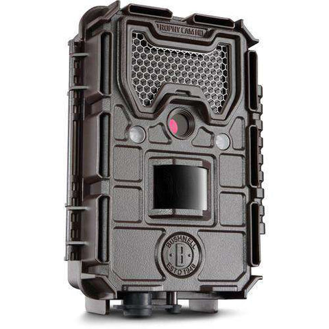 Bushnell 119774c Trophy Cam HD Aggressor Low-Glow Trail Camera Brown Manufacturer Refurbished
