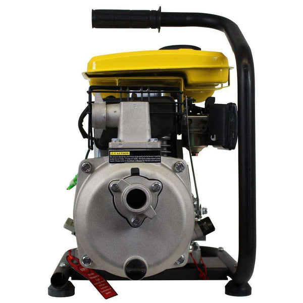 Stanley ST1WP-CA 3 HP 1 in. Suction Non-Submersible Displacement Water Pump New