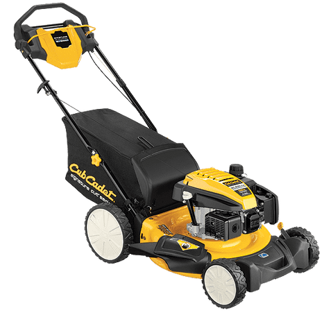 Cub Cadet SC500HW 21 in. 159cc 3-in-1 Gas Self Propelled Walk Behind Lawn Mower Scratch and Dent