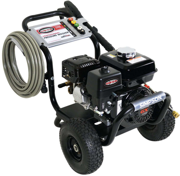 Simpson PS3228 PowerShot 3200 PSI 2.8 GPM Honda GX200 Pressure Washer Manufacturer RFB