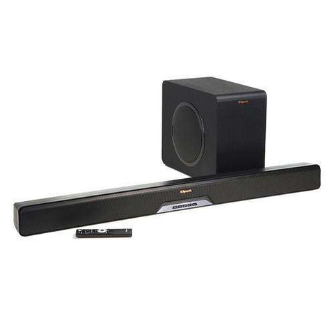 Klipsch Stream Reference RSB-14 135W 2.1 Channel Wireless Soundbar System B-stock