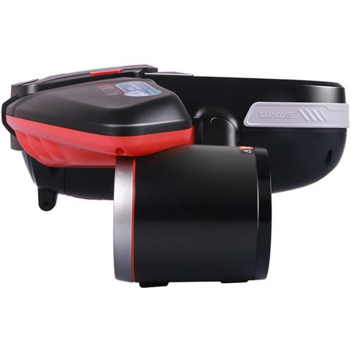 Sublue NAVBOWFR01 Underwater Scooter Fame Red New