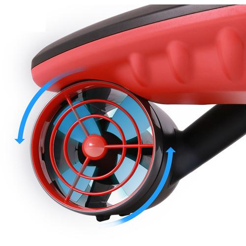 Sublue SEABOWFR01 Seabow Underwater Scooter Red New